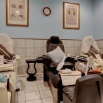 Avenue Apothecary & Spa Nail Room in Rehoboth Beach, DE