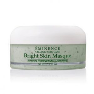 Brightening masque for normal to dry skin types with uneven complexion.